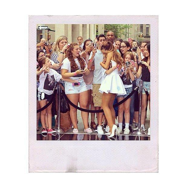 3. Ariana Grande