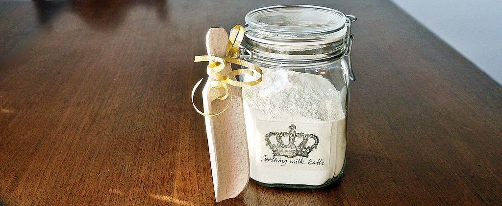 Melt All Your Troubles Away With This DIY Milk Bath