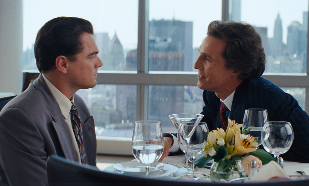 Matthew McConaughey makes an appearance as Mark Hanna.