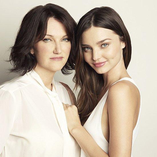 Miranda Kerr's Mum Therese Kerr Launches Beauty Range Divine
