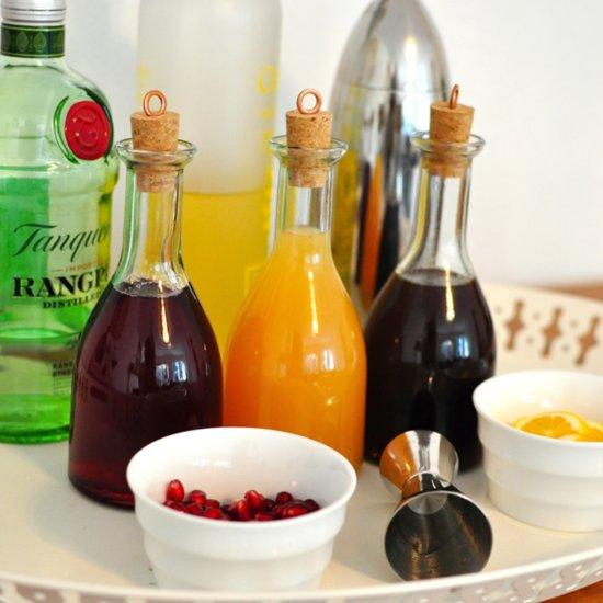 Cocktail Mixer Recipes