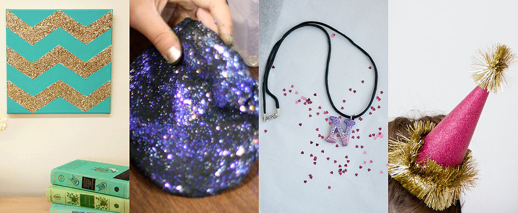 Sparkle and Shine! 7 Glitter Crafts For Kids of All Ages
