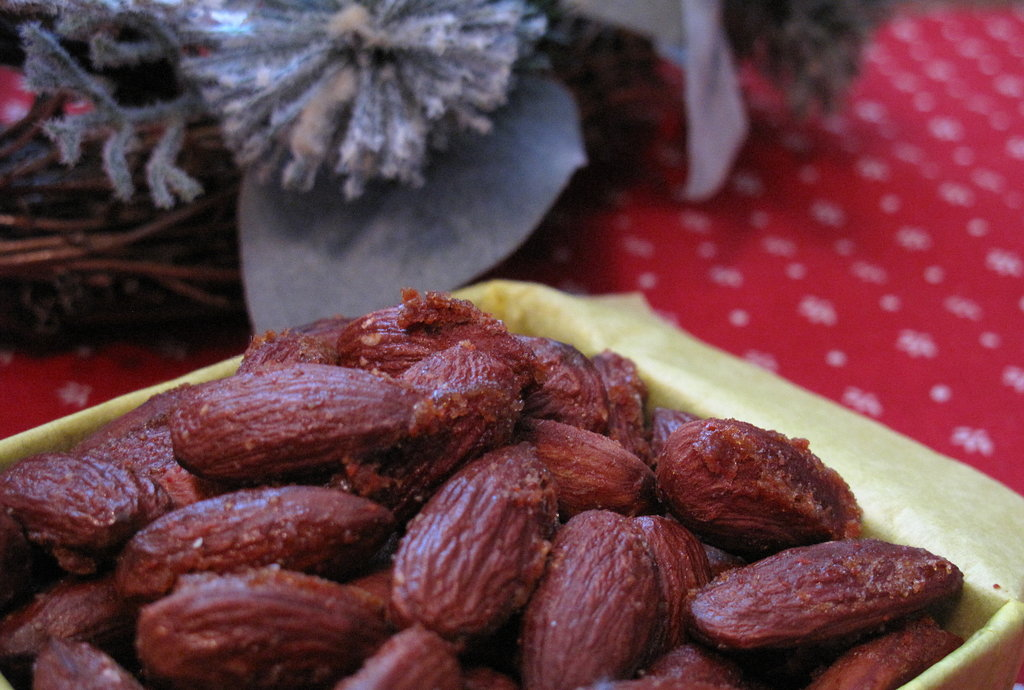 Smoky-Spicy Almonds