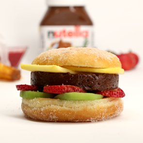 Nutella Burger