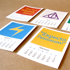 Geeky 2014 Calendars