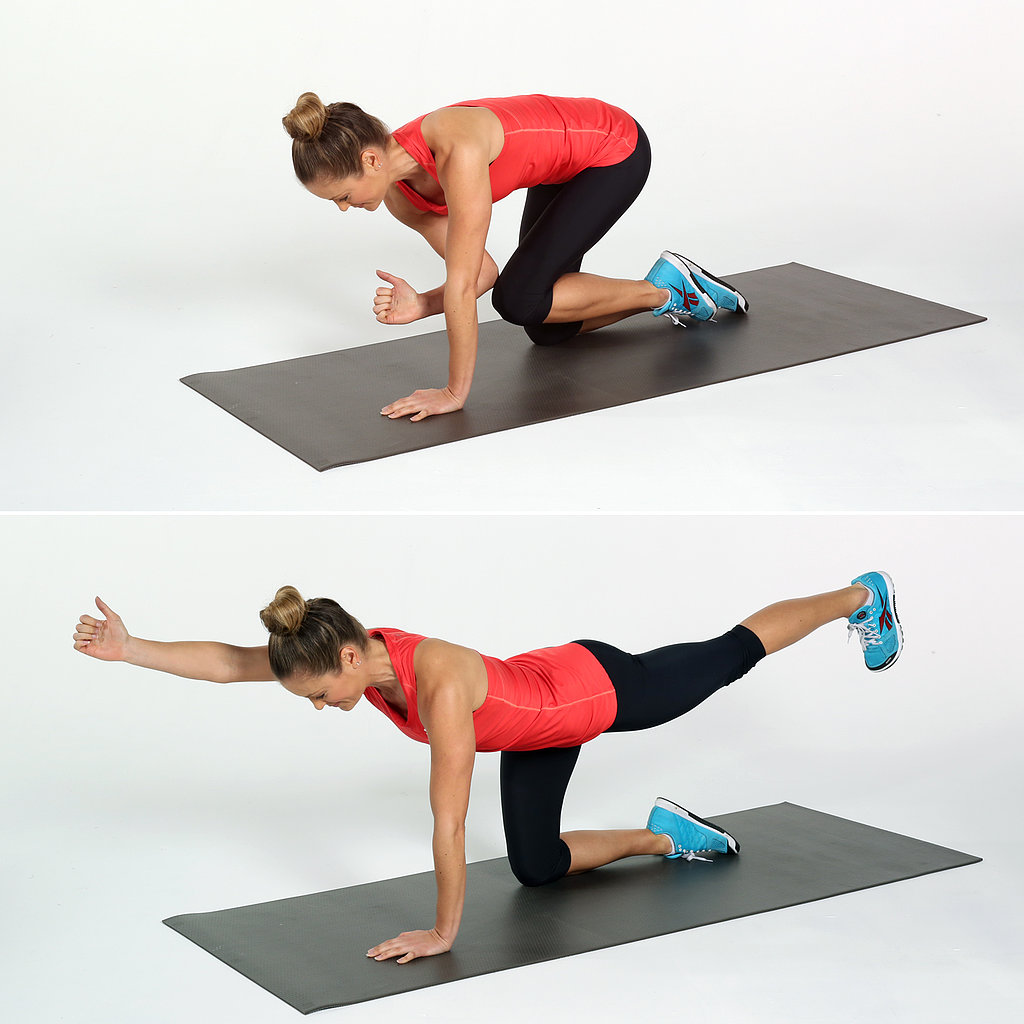 Exercise Fitness: Core Strength Exercises & Workout Circuit