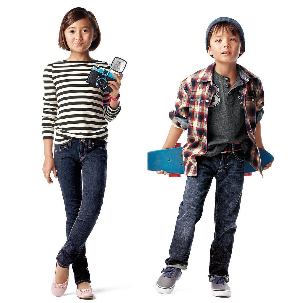 Best kids clothing store gap kids