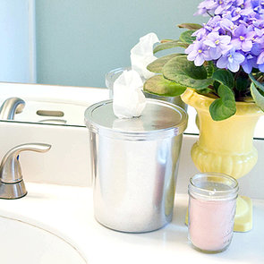 DIY Bathroom-Cleaning Wipes