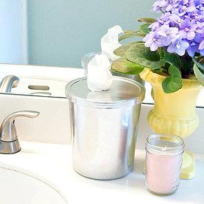 DIY Bathroom-Cleaning Wipes