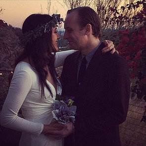 Celebrity Weddings and Engagements Over 2013 Holidays