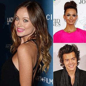 Best Funny Celebrity Tweets: Olivia Wilde, Harry Styles