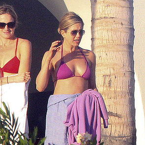 Jennifer Aniston in Bikini on Holiday in Mexico