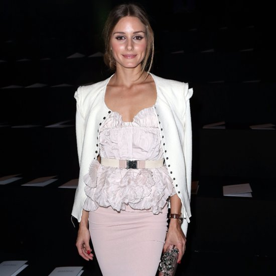 Has Olivia Palermo Been Hinting at Her Wedding Dress?