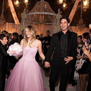Kaley Cuoco's Wedding Pictures