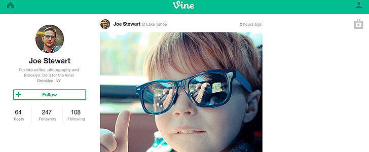 Vine Feeds Our Addiction With Web Viewing