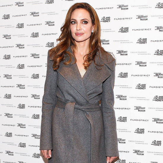 Celebrities Wearing Belted Coats | Pictures