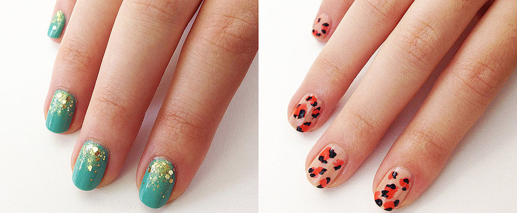 Snowed In? We've Got 15 Easy-to-DIY Nail Art Designs to Try