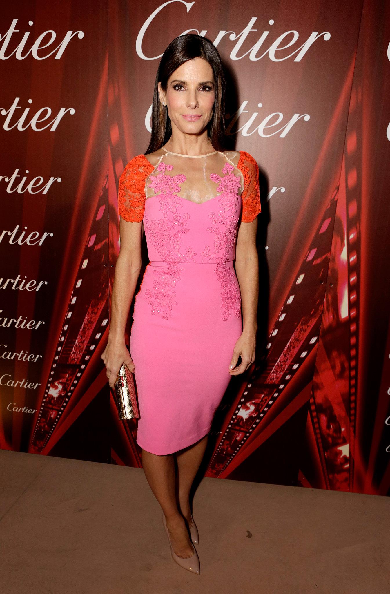 Sandra Bullock at the Palm Springs International Film Festival
