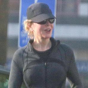 Nicole Kidman Goes to the Gym | Photos