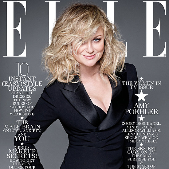 Elle Magazine February 2014 Women in TV Issue