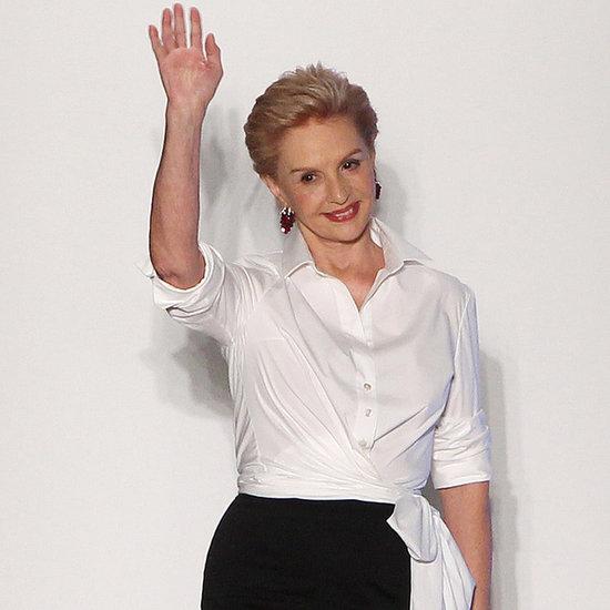 Carolina Herrera White Shirts