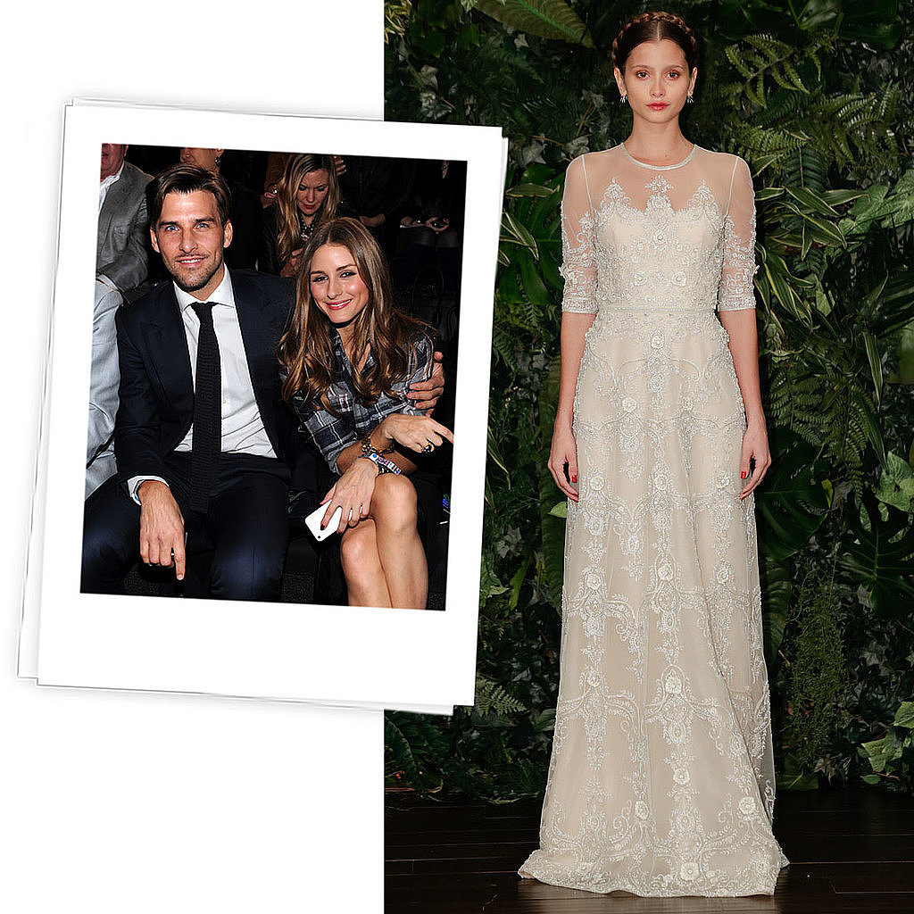We Went Wedding Dress Shopping For Olivia Palermo And Emma Roberts!