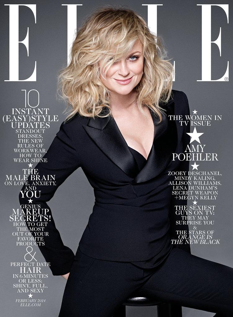 Elle February 2014