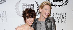 Cate Blanchett stiehlt bei den NYFCC Awards allen die Show