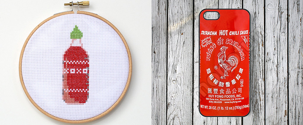 Show Your Love of Sriracha With These Spicy Etsy Finds