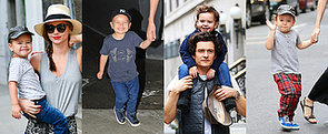 Flynn Bloom's Cutest and Cheekiest Camera-Ready Moments