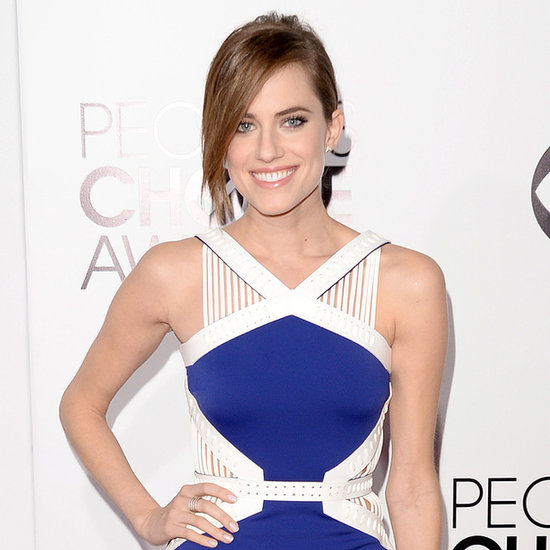 Allison Williams Dress at People's Choice Awards 2014