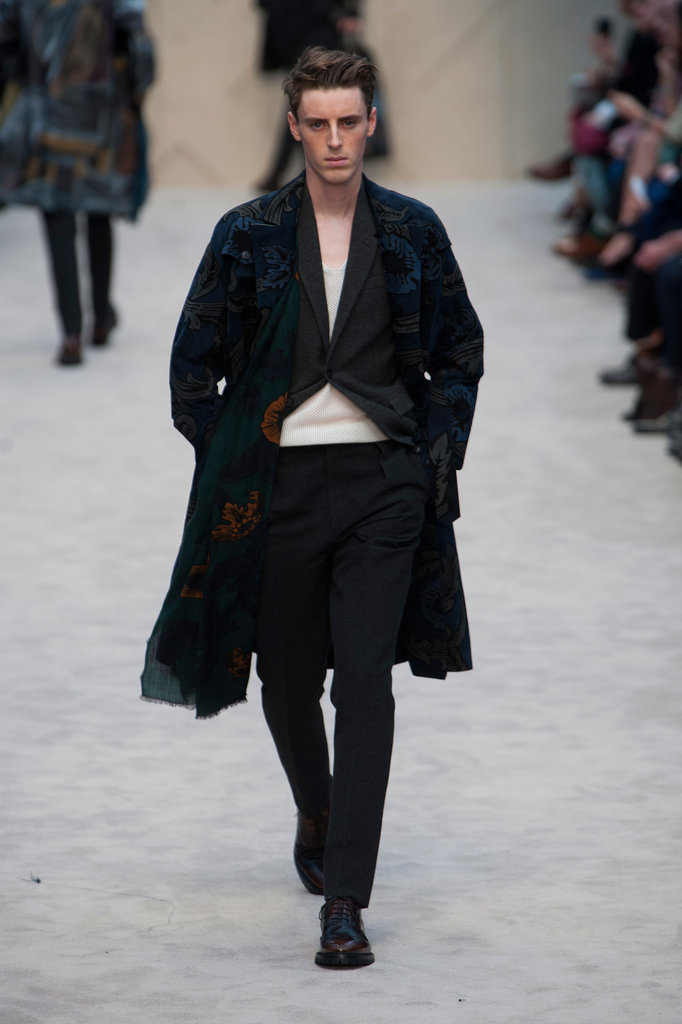 Burberry Prorsum Men's Fall 2014