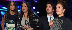 The Winning Duos at Last Night's People's Choice Awards!