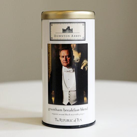 Downton Abbey Tea Review