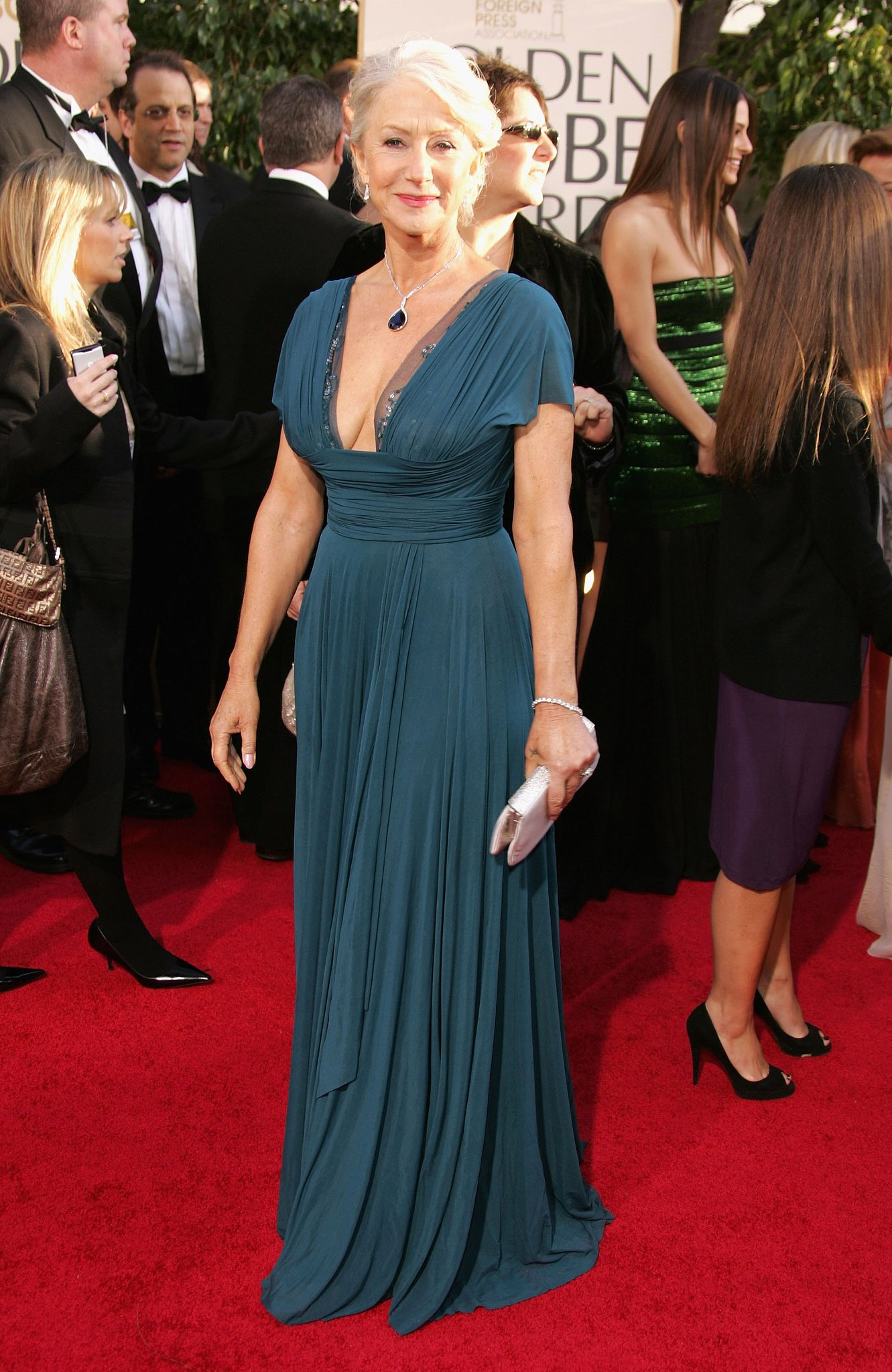 Helen Mirren in 2007.