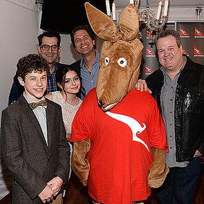Qantas Spirit of Australia Party 2014 Celebrity Pictures