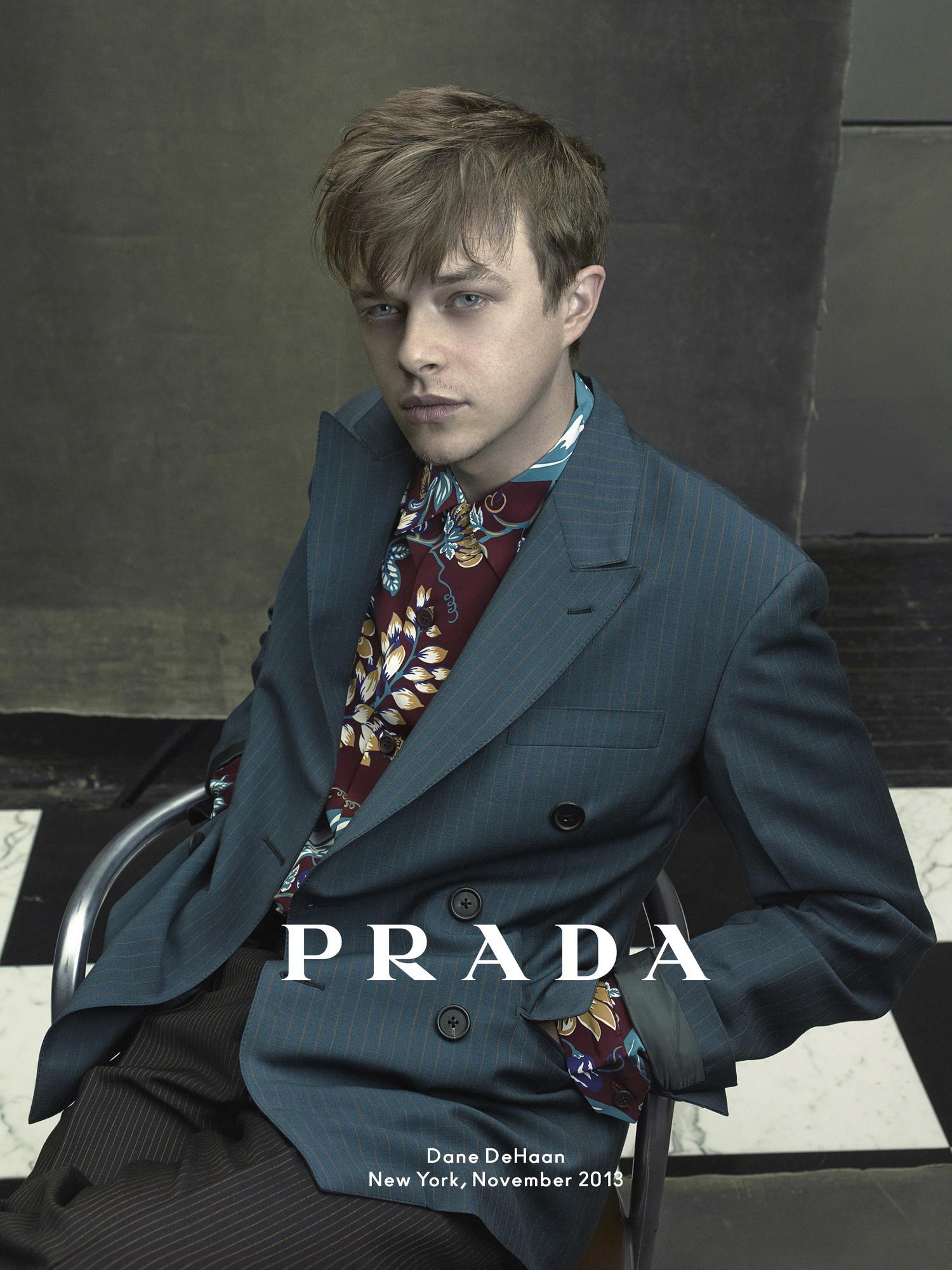 Prada Men's Spring 2014