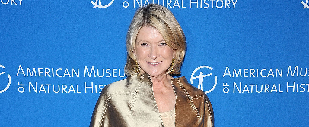 5 Things We Can All Learn From Martha Stewart's Beauty Regime