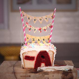 Pretty Little Liars Cake