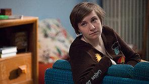 You'll Cringe — Lena Dunham's Most Awkward Moments on Girls