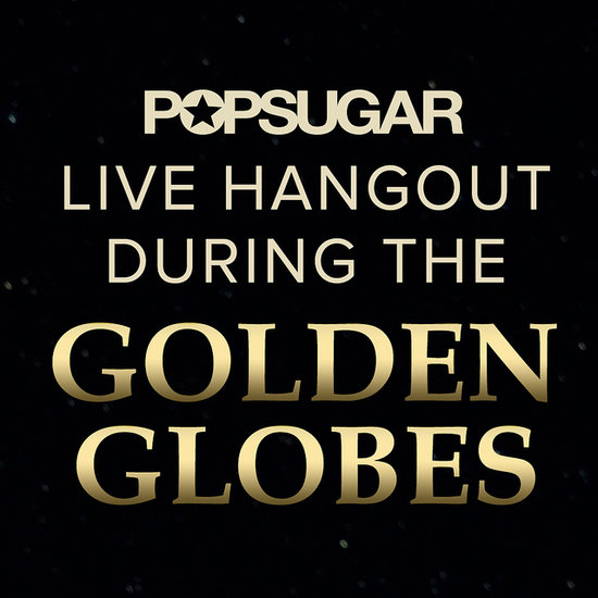 Golden Globes Google+ Hangout