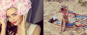 Beach Babes, Baby Bodies and More of the Week's Cutest Celebrity Candids