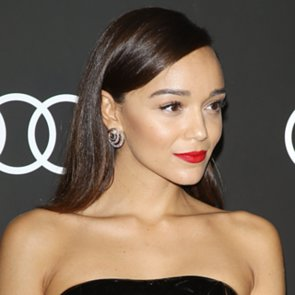 Ashley Madekwe's Makeup at Audi Golden Globes Party