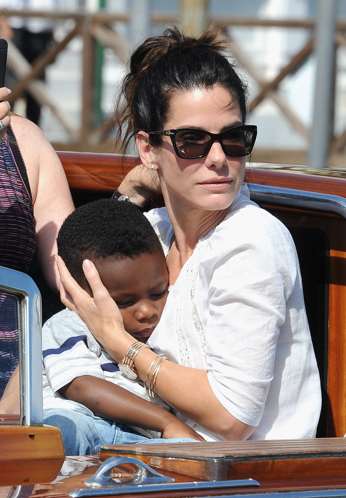 18 Celebrity Single Moms Who Are Totally Killing It (PHOTOS)