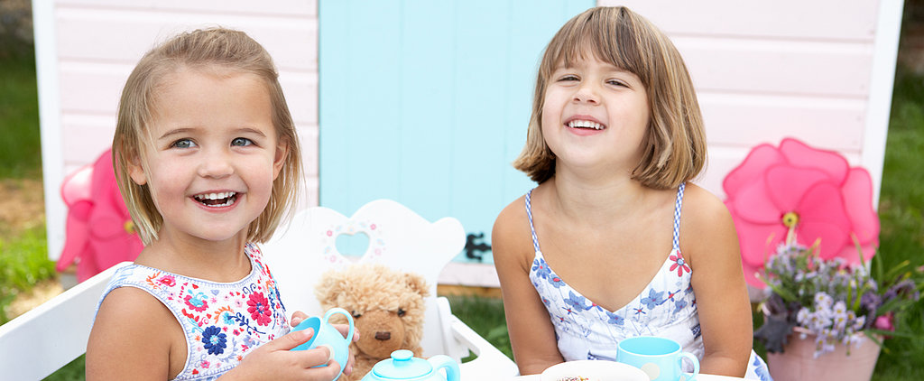 Pinkies Up! Throw a Kid-Friendly Tea Party