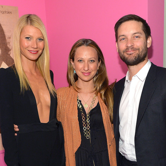 Gwyneth Paltrow at DVF's Journey of a Dress Opening