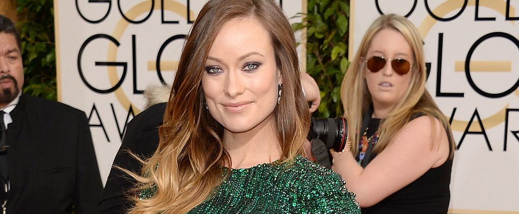 Do Olivia Wilde's Purple Eyes Make You Want to Try the Hue?