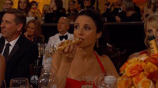 "This Happened When Julia Louis-Dreyfus Went Back to the ""TV Side"""