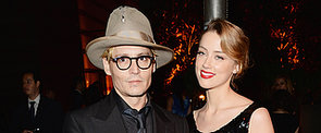 Johnny Depp and Amber Heard Take That Next Big Step