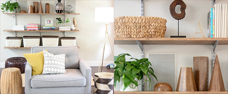 Fabulous Floating Shelves You Can Actually DIY